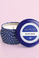 capri blue blue jean mini tin 3oz