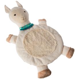 lily llama baby mat