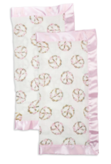 mary meyer muslin security blanket 2 pack