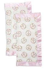 muslin security blanket 2 pack