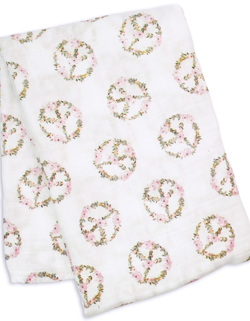 extra large muslin swaddling blanket