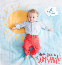 mary meyer you are my sunshine first year blanket