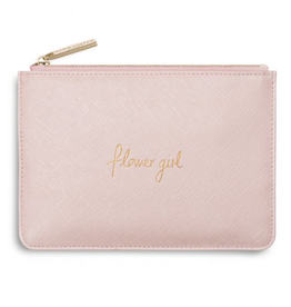 petite perfect pouch - flower girl