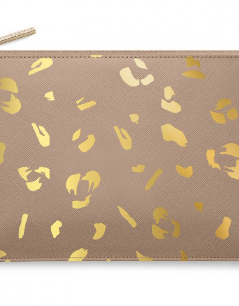 printed perfect pouch