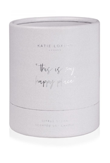 Katie Loxton this is my happy place candle