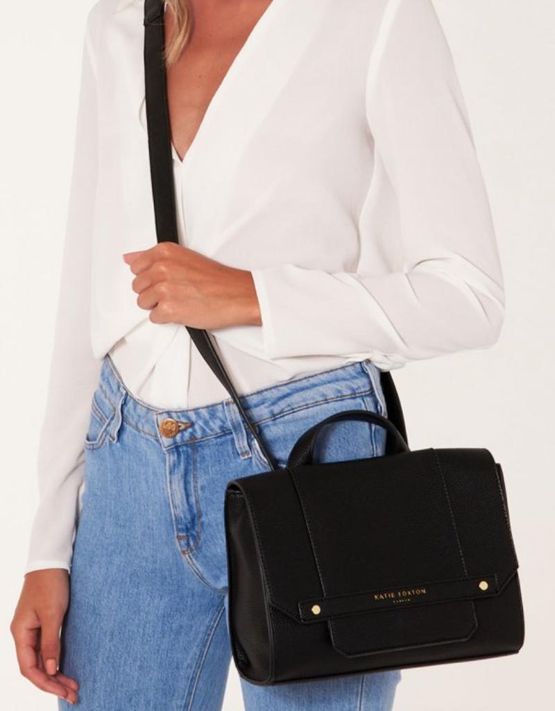 mila multiway backpack crossbody black