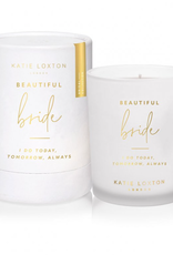 Katie Loxton beautiful bride candle