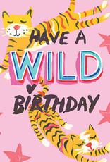 Calypso cards party animal card