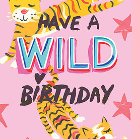 Calypso cards party animal card