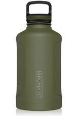 Brümate growlr 64oz canister - od green