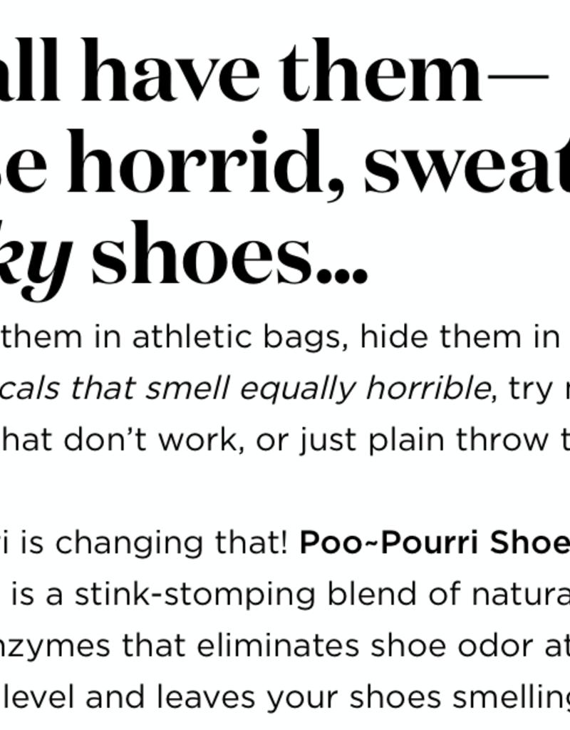 poo-pourri shoe pourri 2oz