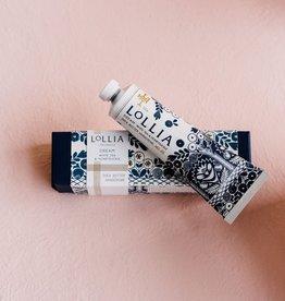 lollia dream travel size hand cream