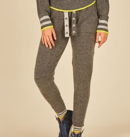 vintage havana star cord sweater knit jogger final sale