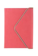 gold zipper envelope journal