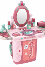 portable beauty salon playset