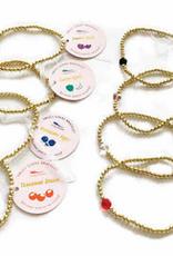sweet stone stretch bracelet