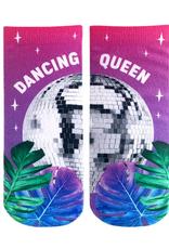 dancing queen ankle socks