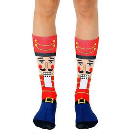 nutcracker crew socks