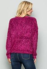 lurex sweater FINAL SALE