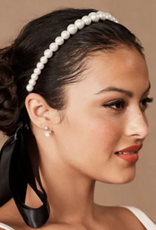 violet & brooks audrey pearl headband+necklace