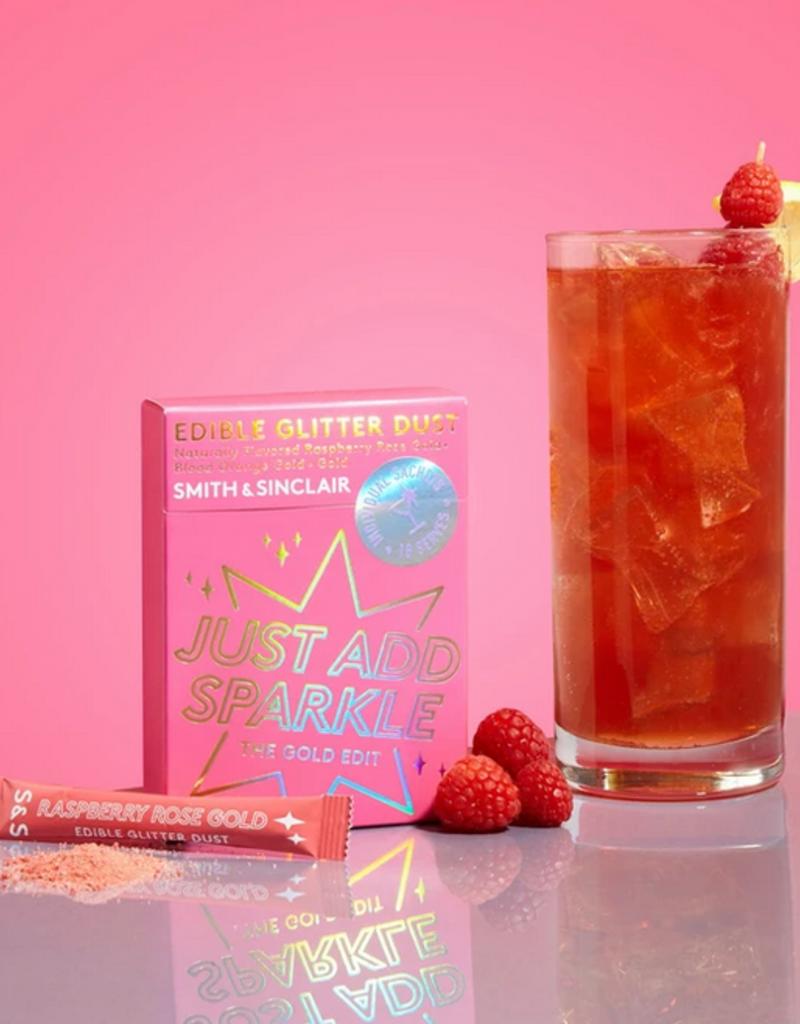 Smith & Sinclair edible glitter dust - gold