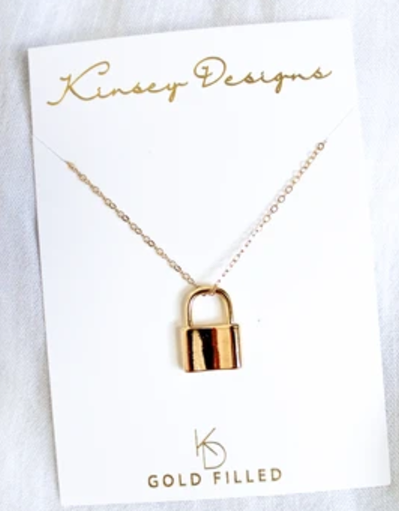 davie lock necklace