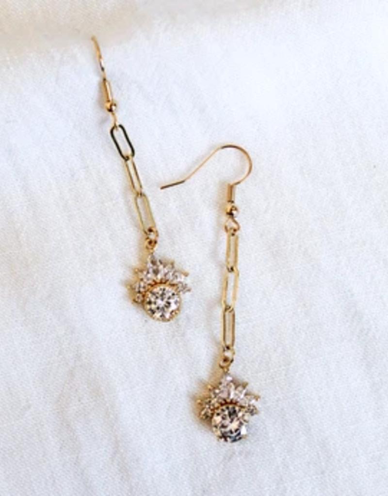 alva drop earrings