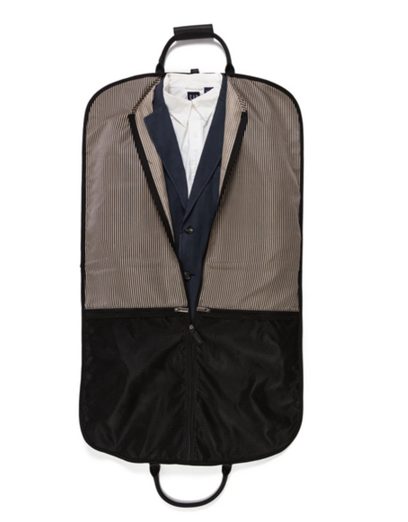 the original garment bag - grey