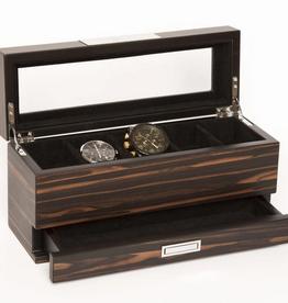 Brouk matte watch holder & jewelry tray
