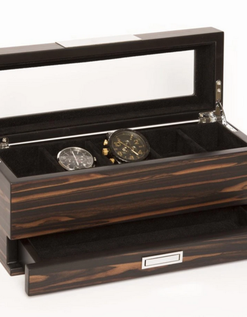 matte watch holder & jewelry tray