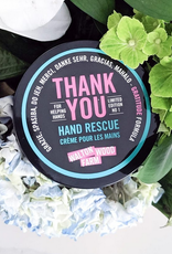 thank you hand rescue