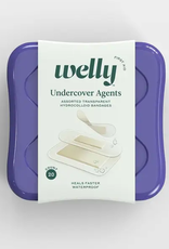 undercover agents bandaids 20 count