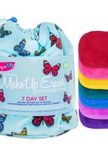 makeup eraser butterflies 7 day set makeup eraser