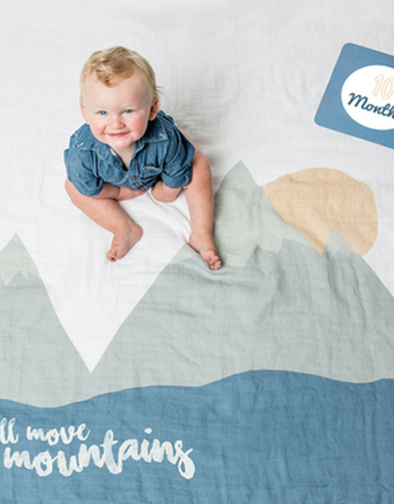 move mountains first year blanket