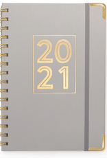 2021 block monthly planner