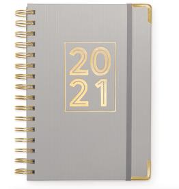 2021 block monthly planner