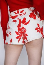 mandy floral print short