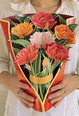 pop up flower bouquet