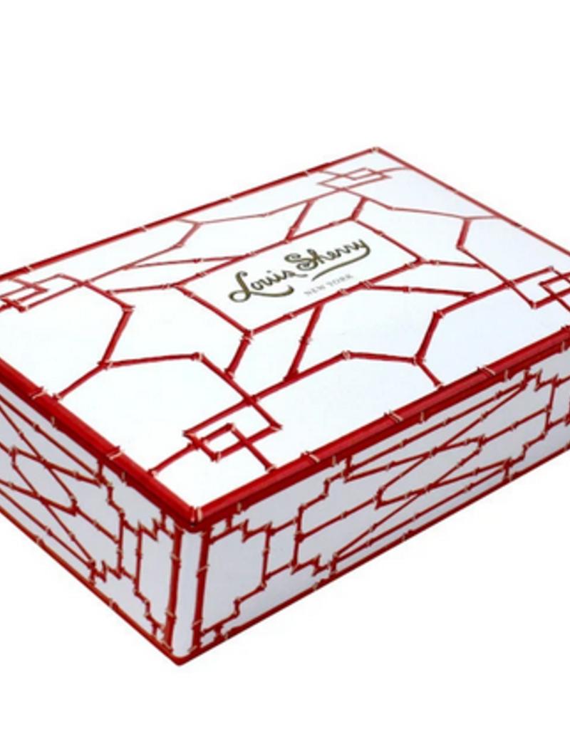 12 piece designer truffle tin