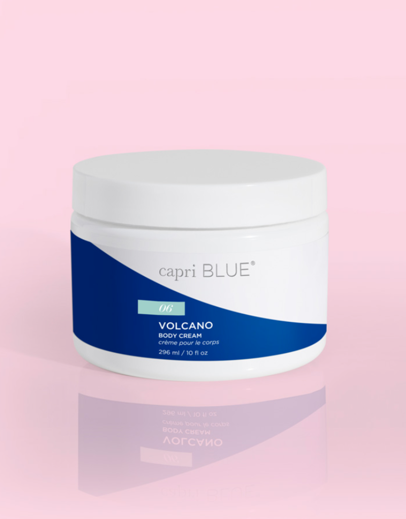 capri blue volcano body cream 10oz