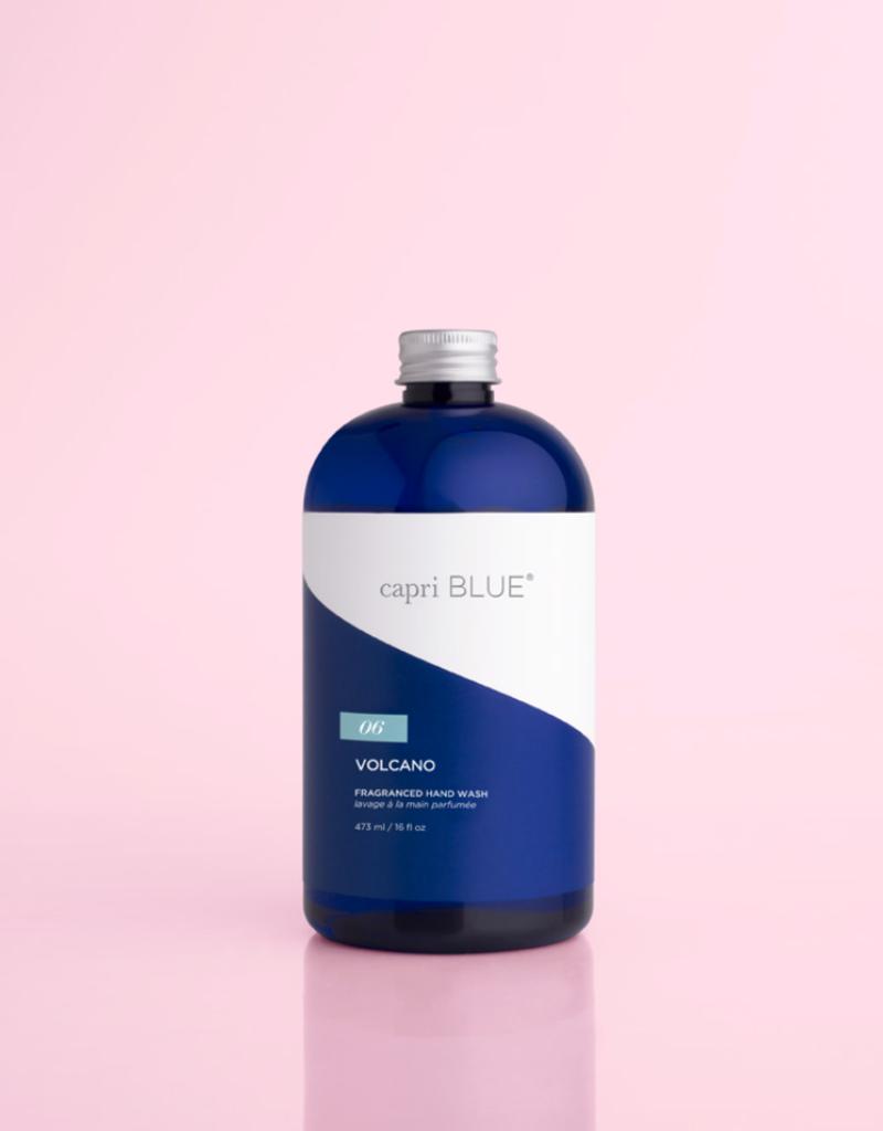 capri blue volcano hand wash refill 16oz