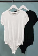 cotton tee bodysuit