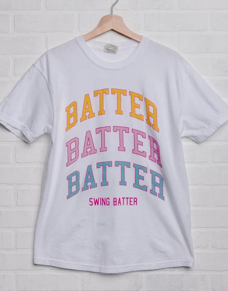 LivyLu batter batter tee