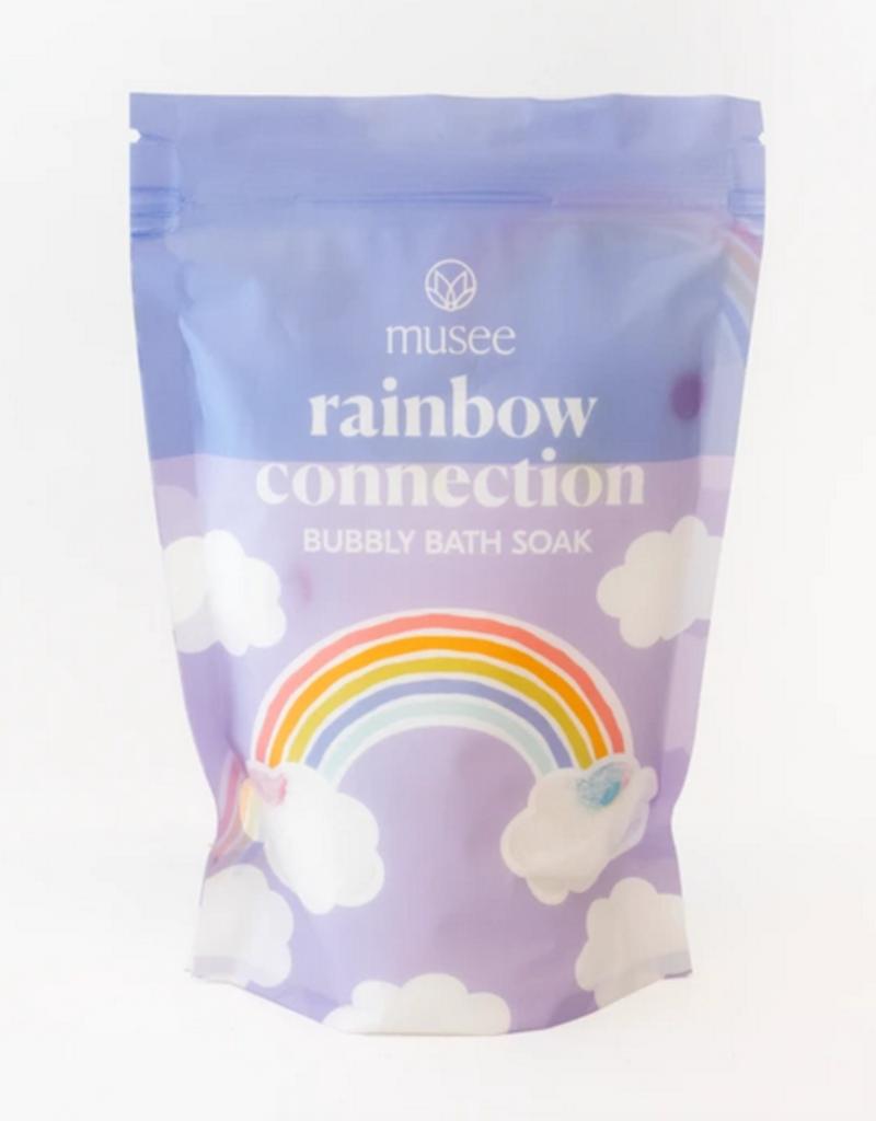 rainbow connection bubbly bath soak
