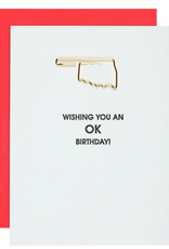 chez gagne wishing you an ok birthday