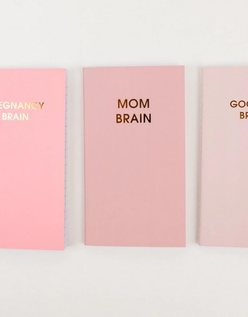 chez gagne mom brain mini journal set