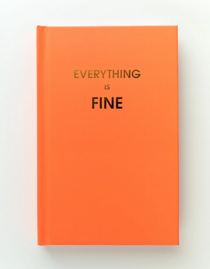 chez gagne everything is fine journal