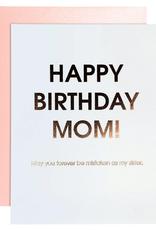 chez gagne happy birthday mom/sister card