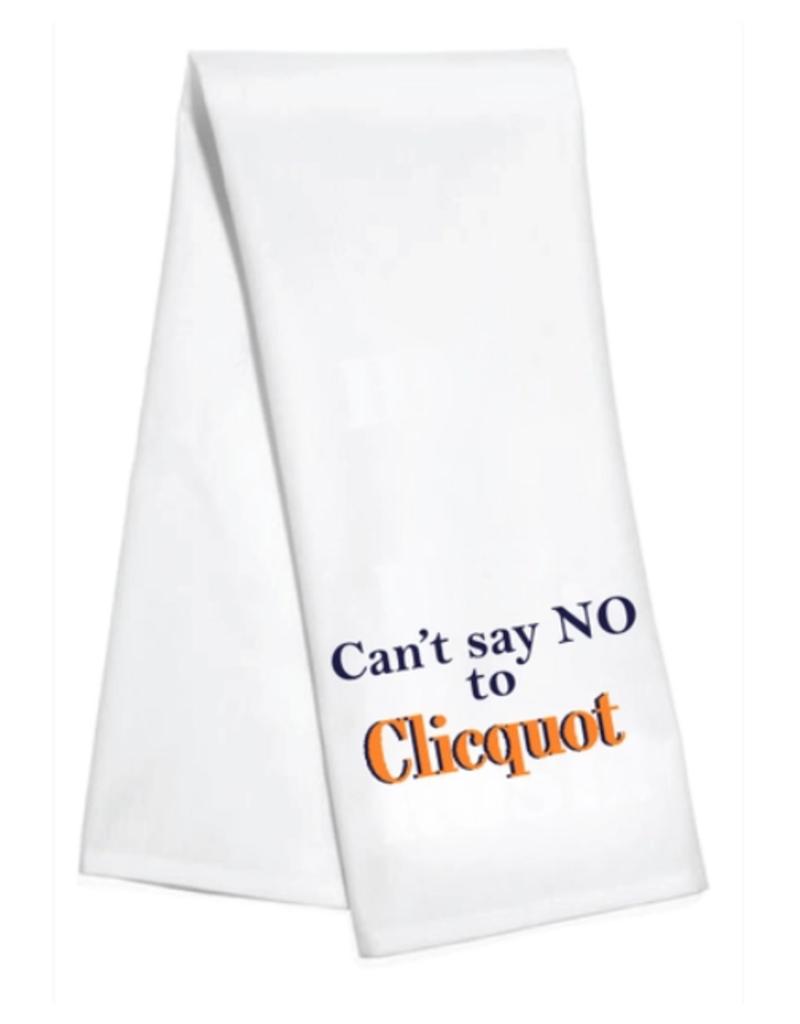 can't say no towel