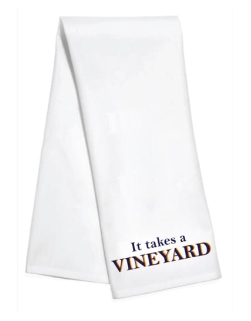 vineyard towel